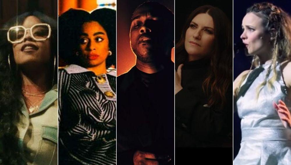 Las cinco canciones nominadas al Oscar 2021