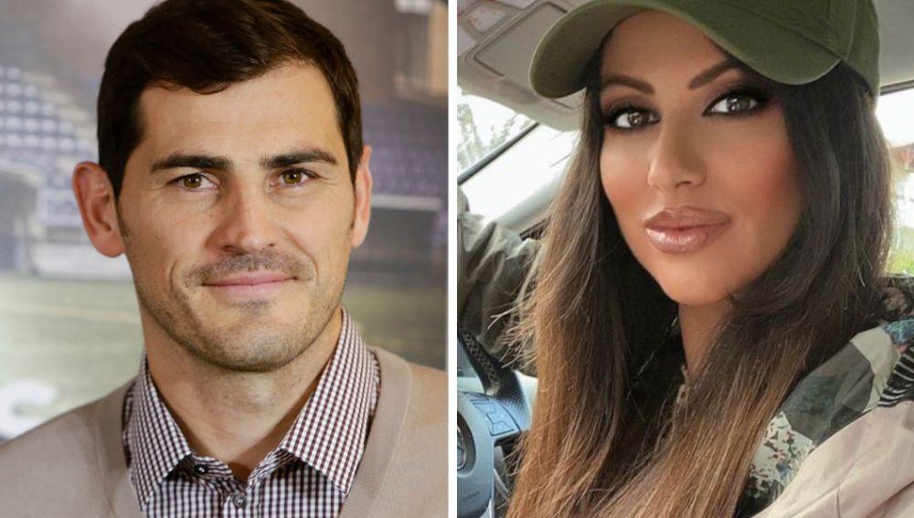 Sara Dénez desmiente su relación con Iker Casillas