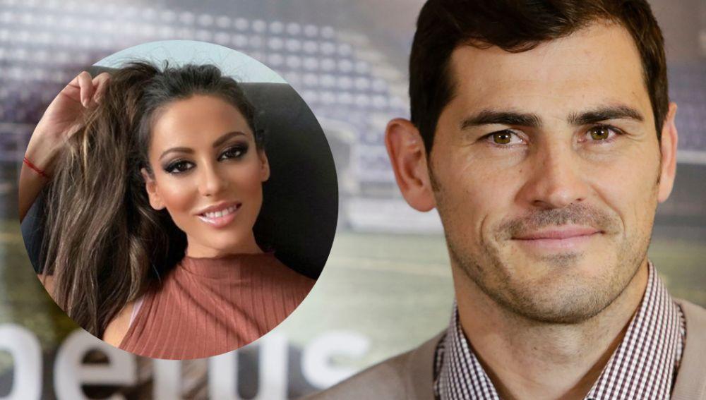 Sara Dénez se pronuncia sobre Iker Casillas