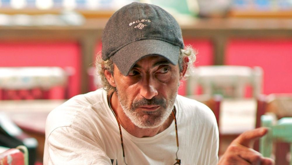 El actor Micky Molina