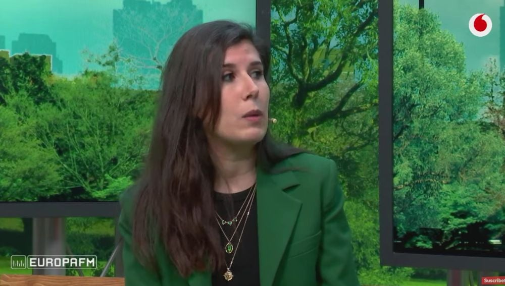 Laura Floris visita 'yu No te pierdas nada'