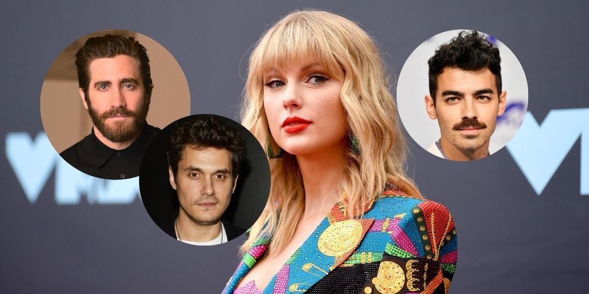 Los tres candidatos que podrían haber inspirado la nueva canción de Taylor Swift