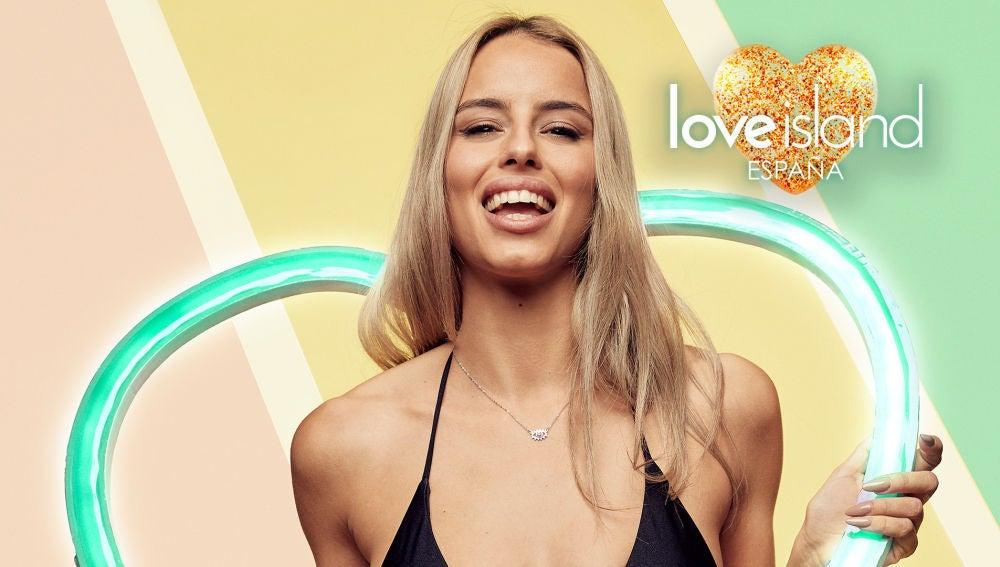 Carla, de 'Love Island': su edad, por qué está en el programa y todo lo que sabemos de ella