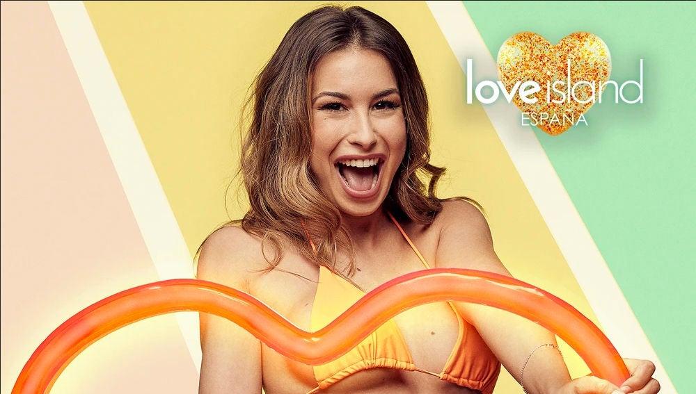 Quién es Celia, concursante de 'Love Island'