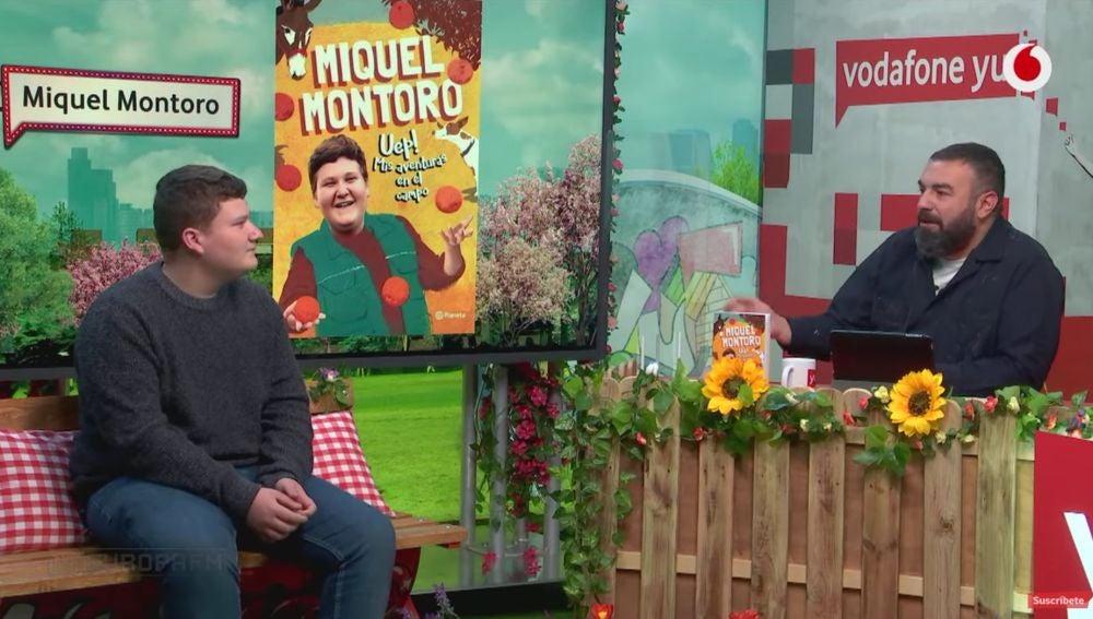 Miquel Montoro visita 'yu No te pierdas nada' (9/04/2021)