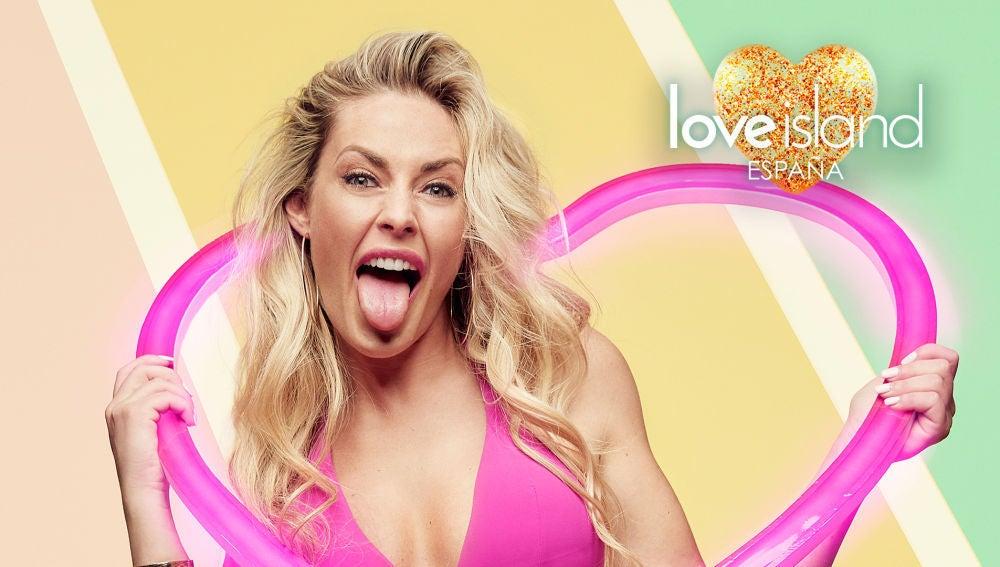 Quién es Fiona, concursante de 'Love Island'