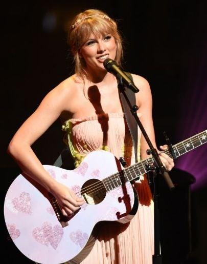 Taylor Swift y Los Beatles