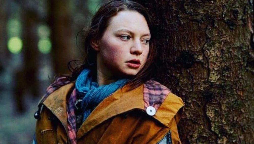 Mia Threapleton, en 'Shadow' (2020)