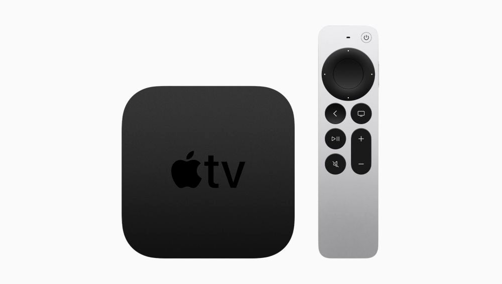 Novedades de Apple TV