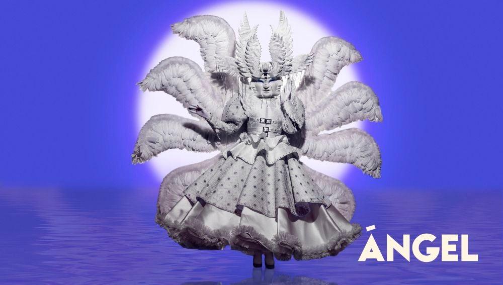 El Ángel, máscara confirmada para la segunda edición de 'Mask Singer'