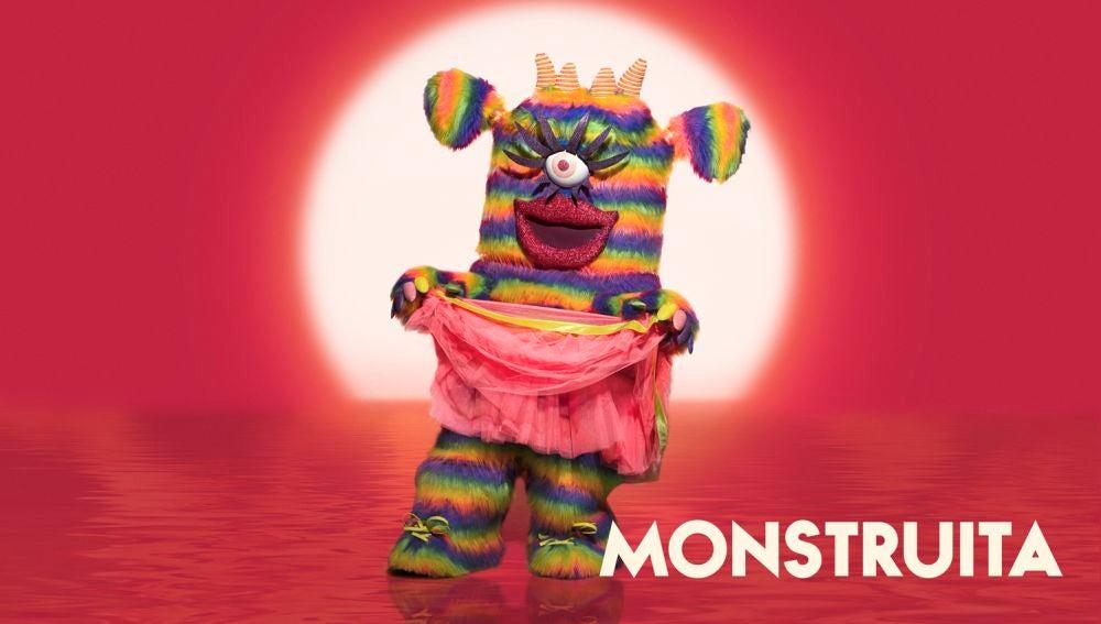 Monstruita, máscara confirmada para la segunda edición de 'Mask Singer'