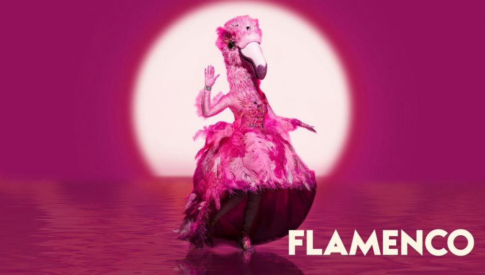 El Flamenco, nueva máscara para la segunda edición de 'Mask Singer: adivina quién canta'