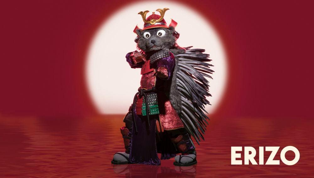 El Erizo, máscara confirmada para la segunda edición de 'Mask Singer'