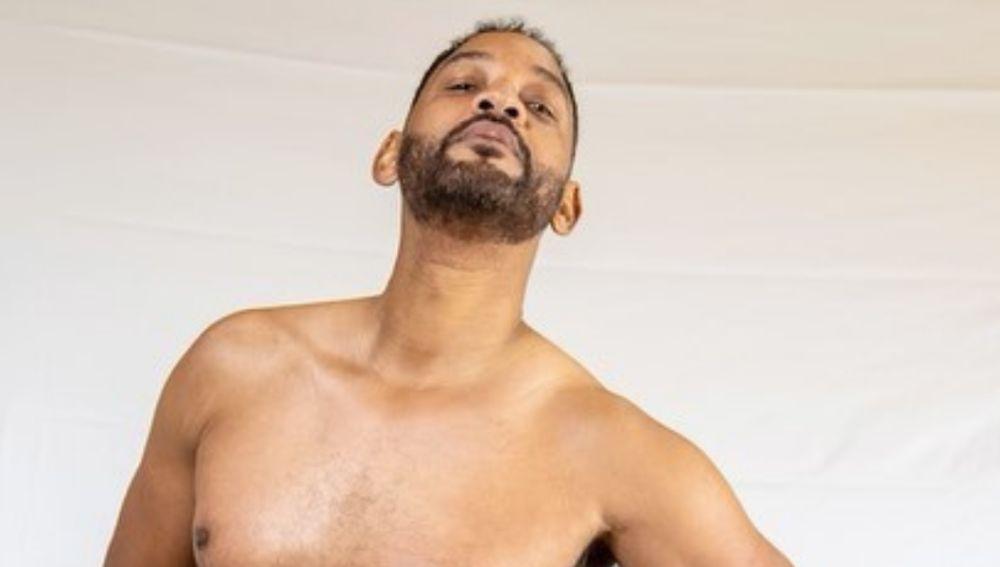 Will Smith muestra una nueva foto de su cuerpo