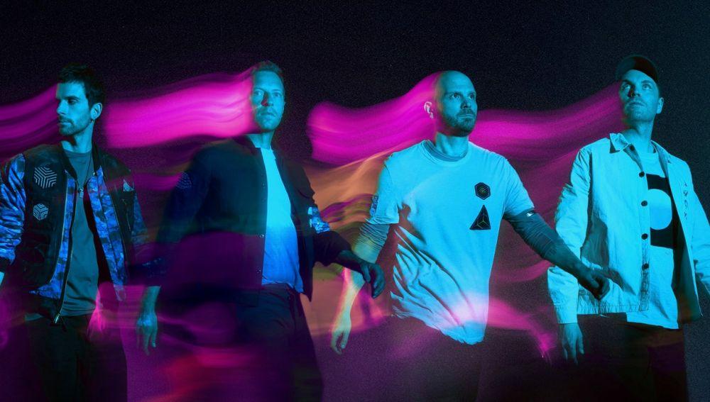 Así suena 'Higher Power', el tema que Coldplay ha presentado desde el espacio