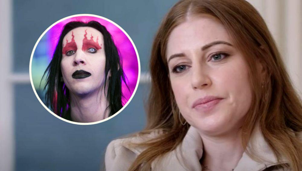Ashley Morgan Smithline, víctima de Marilyn Manson