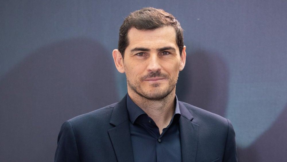 Iker Casillas pide respeto a su familia y explica por qué tuvo que ir al hospital