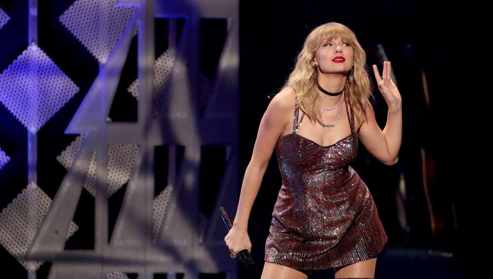 El hito de Taylor Swift en los Brit Awards 2021 | Europa FM