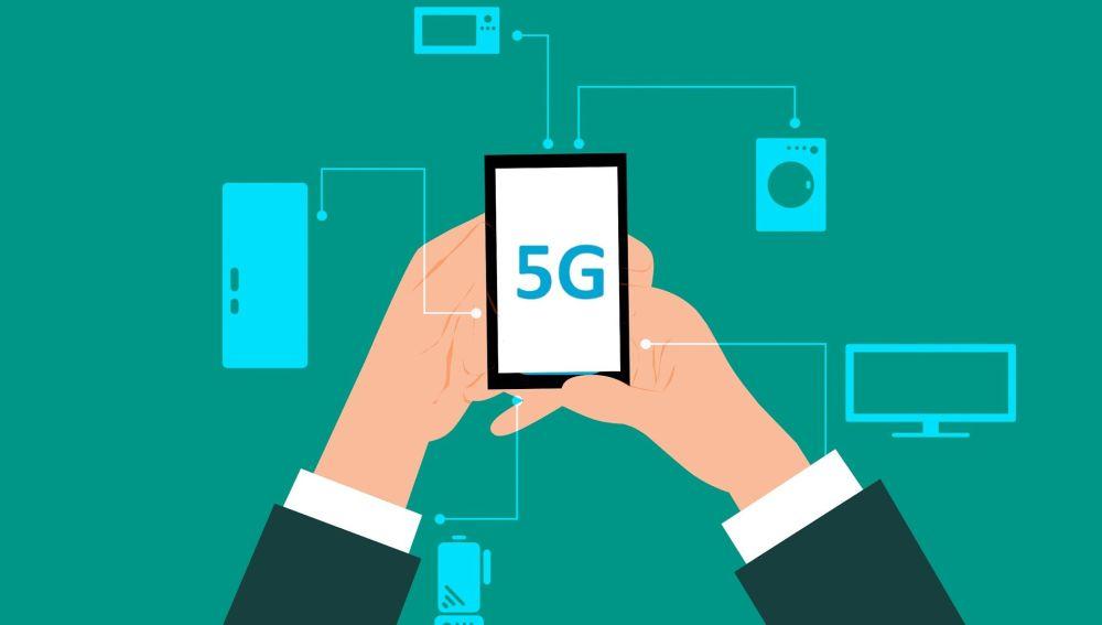 Cinco móviles 5G a precios asequibles