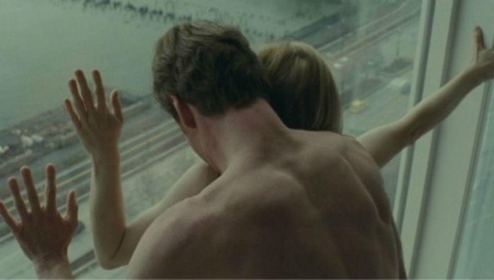 Una escena de la película 'Shame'
