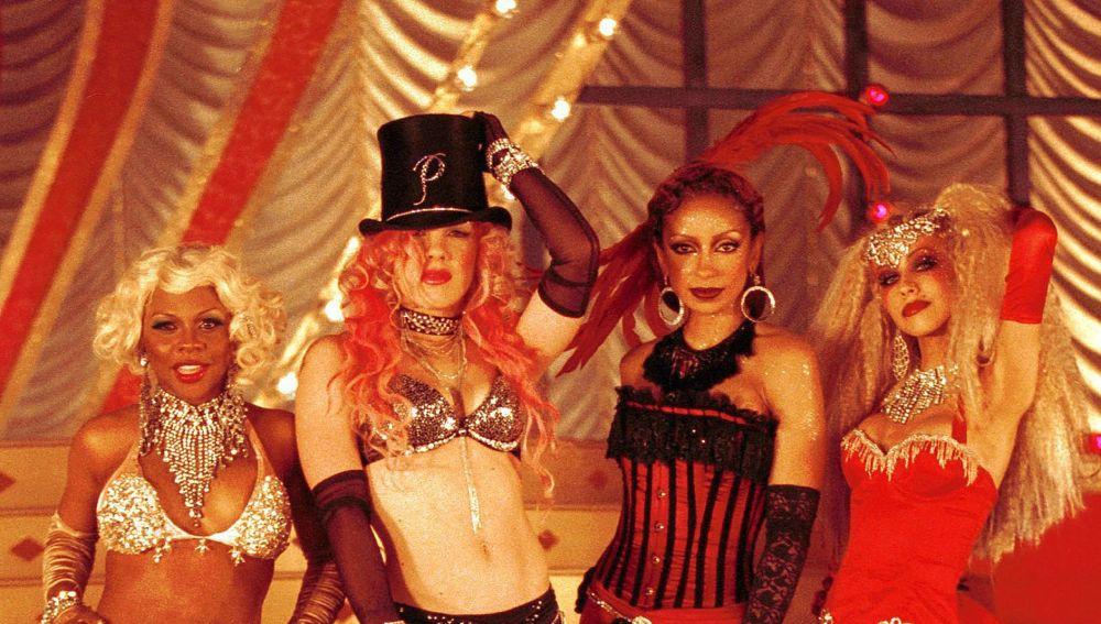 Se cumplen 20 años de Moulin Rouge! y la canción 'Lady Marmalade'