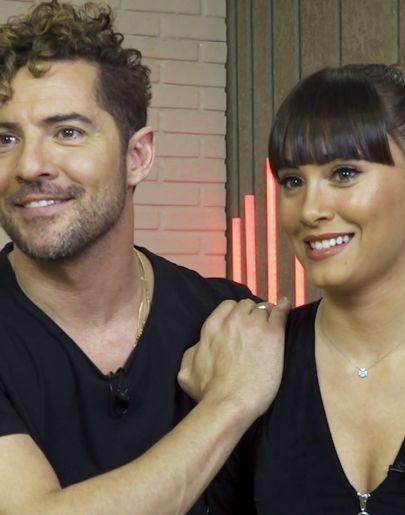 """David Bisbal, sobre Aitana como su asesora en 'La Voz Kids': """"Le va a dar una frescura al programa importante"""""""