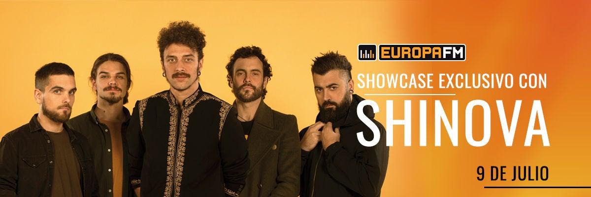 Consigue entradas para el 'showcase' de Shinova en Lleida