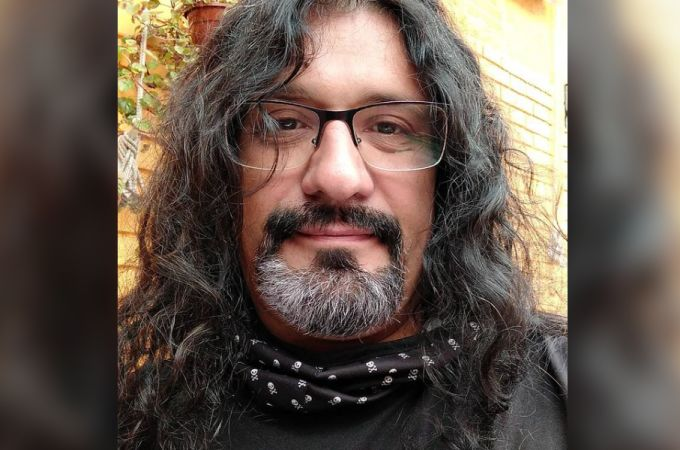 José Andrëa, exvocalista de Mägo de Oz
