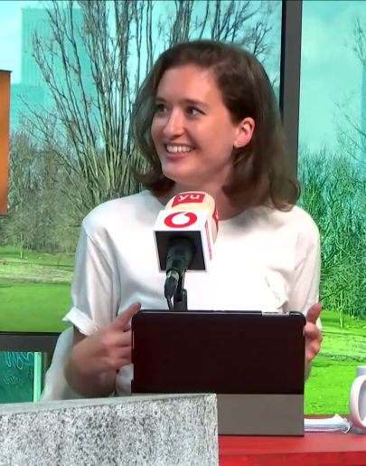 Victoria se tragaba los chicles | #yuNews con Victoria Martín y Ana Morgade