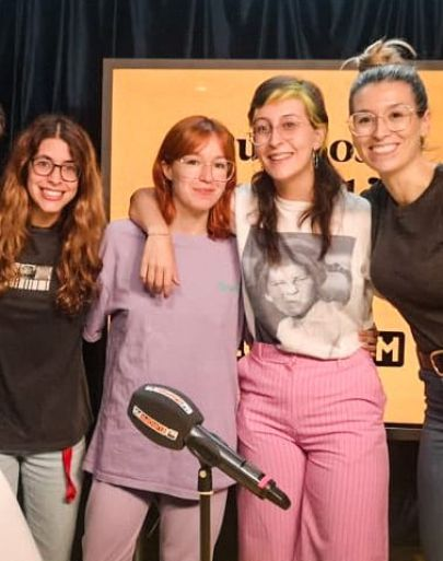 Ginebras con Iggy Rubín y Eva Soriano