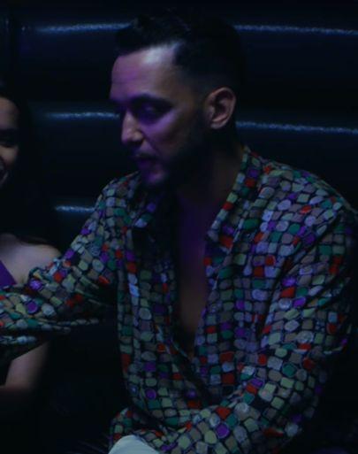 María León, C. Tangana y Alizzz en el vídeo de 'Ya no vales'