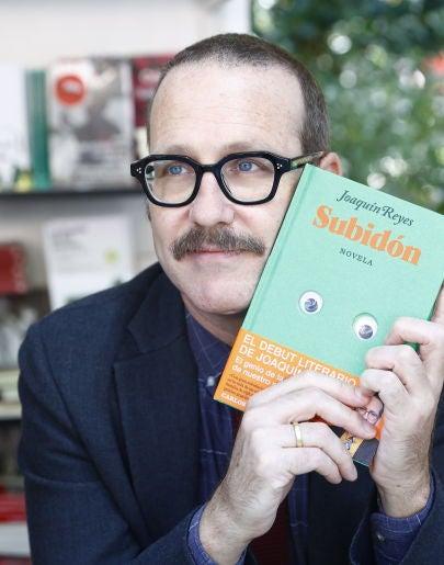 Joaquín Reyes presenta su novela 'Subidón'