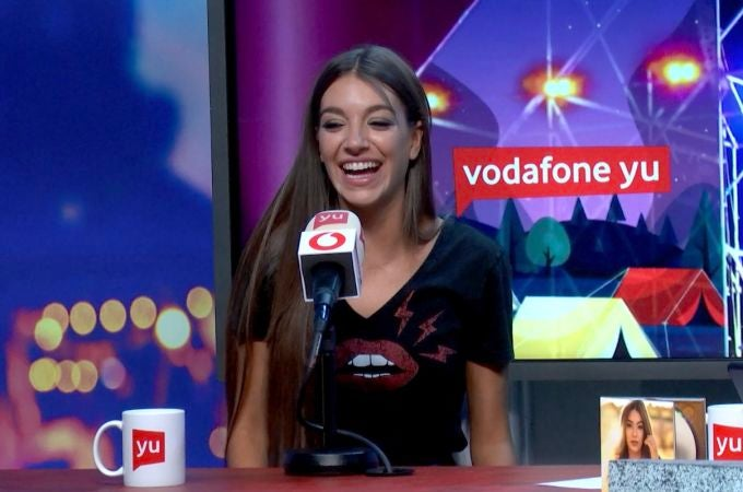 Ana Guerra en 'yu Music'.
