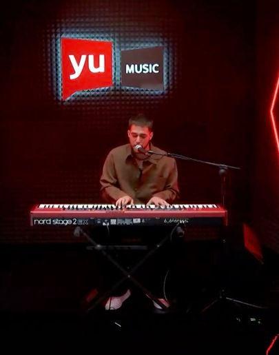 St. Pedro nos deleita con su 'Cerca del sol' en directo en 'yu Music'